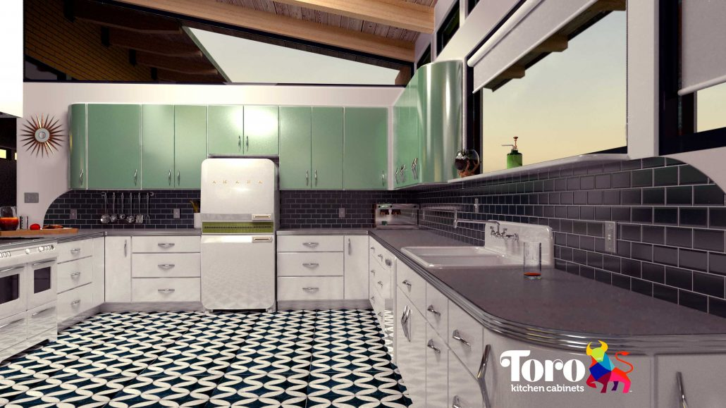 Gallery Images Retro Metal Cabinets